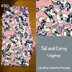 The Disney Collection for LuLaRoe